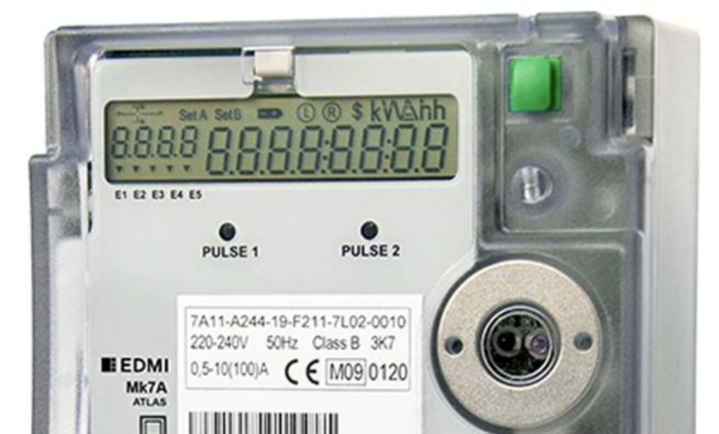 Smart meter technology used for spot pricing