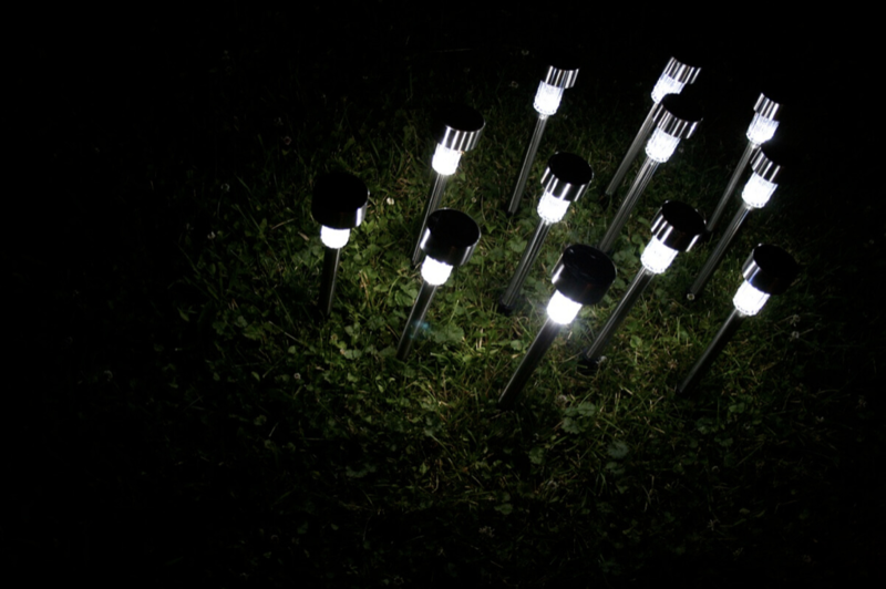 outdoor lighting pros and cons of solar lights glimp